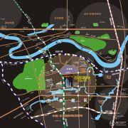 永恒智慧广场交通图