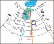 融城・昆明湖交通图