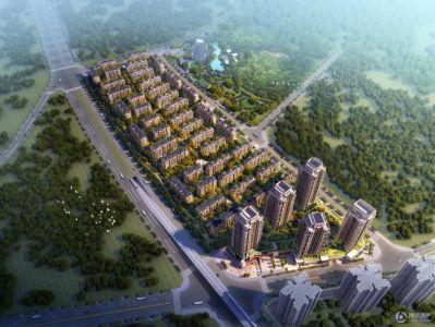 江津鲁能领秀城一街区