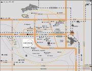 方圆・月岛首府交通图