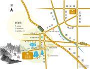 花溪树交通图