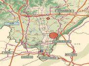 龙水湖国际旅游度假区交通图