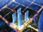 义乌市世贸中心效果图