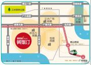 碧桂园奥斯汀交通图