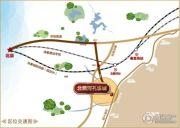 北戴河孔雀城交通图