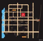 滨水・天玺交通图