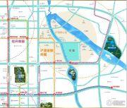 河与墅交通图