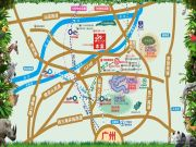 源江花园交通图