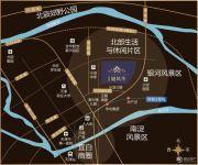 新城樾风华交通图