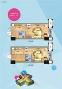 福州万家广场0室0厅0卫35平方米户型图