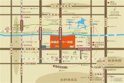 深城投十一街区交通图