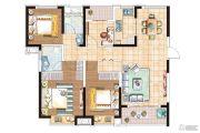华纺和成未来派4室2厅2卫0平方米户型图