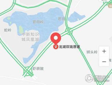广州龙湖・双珑原著