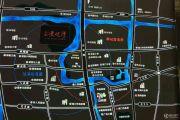 海门中南樾府交通图