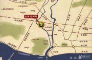 红树湾交通图