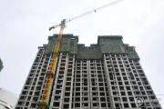 建业新城实景图
