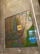 中国铁建花语城交通图