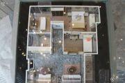 柏丽星寓0室0厅0卫81平方米户型图