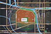 逸合中心交通图
