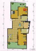 郧阳国际园3室2厅2卫160--165平方米户型图