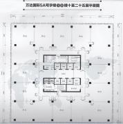 石家庄裕华万达广场0室0厅0卫0平方米户型图