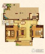 祥生・南山郡2室2厅1卫87平方米户型图