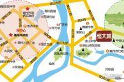 潮州恒大城交通图