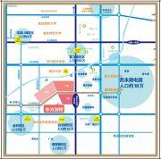 东方剑桥柔波里交通图