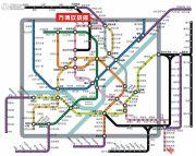 万博玖珑湾交通图