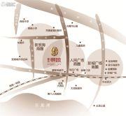 鑫苑景城交通图