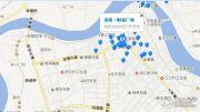 龙港・财富广场交通图