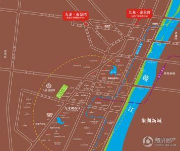 九龙·帝景湾规划图