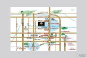海亮时代ONE交通图