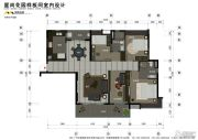 星尚4室2厅2卫0平方米户型图