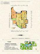 大江观邸0室0厅0卫128平方米户型图