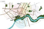 阳光100国际新城交通图