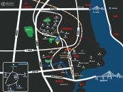 德瑞花园交通图