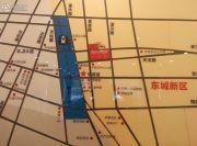 国风鸿城交通图