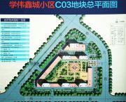 学伟鑫城规划图