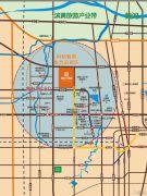 谦祥万和城交通图