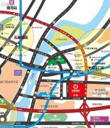 友豪国际家居博览中心交通图