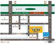 怡翠晋盛交通图