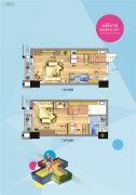 福州万家广场0室0厅0卫39平方米户型图