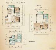 熙岸尚城二期0室0厅0卫219平方米户型图