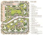 雅居乐英伦首府规划图