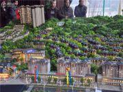 绿地城沙盘图