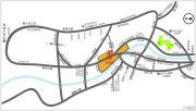和润城交通图