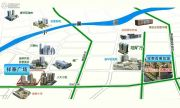 祥泰广场交通图