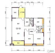 水木清华4室2厅2卫150--200平方米户型图