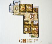 沭阳水木清华5室2厅2卫205平方米户型图